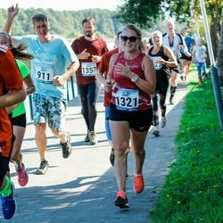 Jüri Jaansoni Kahe Silla jooks - Ranno Metsaveer (911), Tatjana Āboliņa (1321), Kristjan Männigo (1357)