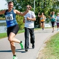Jüri Jaansoni Kahe Silla jooks - Liili Vatsar (983)