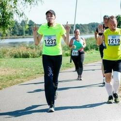 Jüri Jaansoni Kahe Silla jooks - Raul Enn (1219), Kalev Saat (1232)
