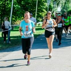 Jüri Jaansoni Kahe Silla jooks - Hanna-Liisa Virkus (1019)