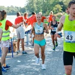 Jüri Jaansoni Kahe Silla jooks - Kaia Lepik (17), Valmar Sisask (43)
