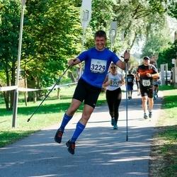 Jüri Jaansoni Kahe Silla jooks - Taivo Kurvits (3229)