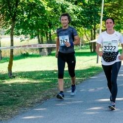 Jüri Jaansoni Kahe Silla jooks - Toivo Tõnisson (767), Merli Varner (3323)