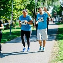 Jüri Jaansoni Kahe Silla jooks - Kristin Rappu (922), Annika Johannson (1203), Elari Elbing (1779)