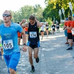 Jüri Jaansoni Kahe Silla jooks - Kardo Aia (105), Kristjan Puusild (174)