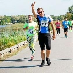Jüri Jaansoni Kahe Silla jooks - Kadi Ermanis (723), Sven Järvekülg (3111)