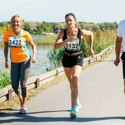 Jüri Jaansoni Kahe Silla jooks - Raigo Puntso (896), Sirje Lott (3132), Karin Peetersoo (3422)