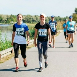 Jüri Jaansoni Kahe Silla jooks - Laura Liis Ansi (1144), Angela Toht (3185)