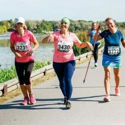 Jüri Jaansoni Kahe Silla jooks - Larissa Budanova (3222), Erika Reimann (3235), Saima Kams (3430)