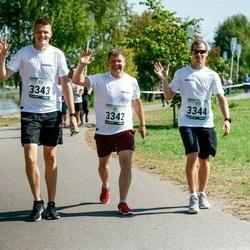 Jüri Jaansoni Kahe Silla jooks - Kristians Ermanis (3342), Argo Peetrisoo (3343), Reigo Sähka (3344)