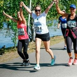 Jüri Jaansoni Kahe Silla jooks - Pilleryn Viimsi (1284), Krista Raiesmaa (3046), Avely Ennula (3368)