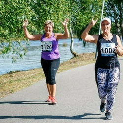 Jüri Jaansoni Kahe Silla jooks - Merge Reining (1002), Jana Napritson (3126)