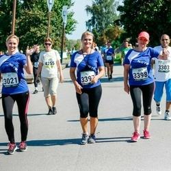 Jüri Jaansoni Kahe Silla jooks - Aili Leppik (3021), Inga Kubu (3397)