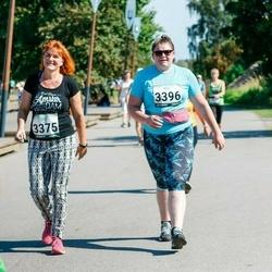 Jüri Jaansoni Kahe Silla jooks - Kadri Jõemetsa (3375), Kristiina Taggel (3396)