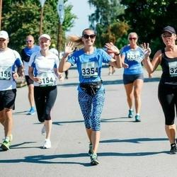Jüri Jaansoni Kahe Silla jooks - Alar Laanso (3156), Karin Uibo (3288), Sirli Seegar (3354)