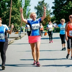 Jüri Jaansoni Kahe Silla jooks - Jelena Spitsona (1503), Eelika Tammela (3110), Kaire Nigula (3432)