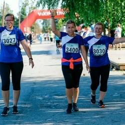 Jüri Jaansoni Kahe Silla jooks - Eelika Leemet (3027), Juta Mitt (3030), Inga Soom (3400)