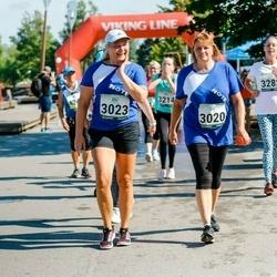 Jüri Jaansoni Kahe Silla jooks - Tiina Kontus (3020), Piret Ollep (3023), Kadi Tõnsing (3282)