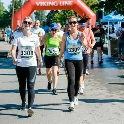 Jüri Jaansoni Kahe Silla jooks - Olga Zurbi (3032), Kristiina Kaasiku (3308), Aide Põhhako (3309)