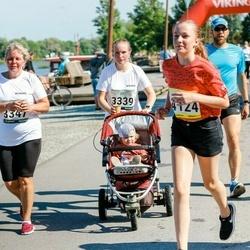 Jüri Jaansoni Kahe Silla jooks - Tiina Kivilo (3339), Lembe Sutt (3347)