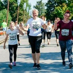 Jüri Jaansoni Kahe Silla jooks - Katrin Sang (3082), Kätlin Aassalu (3083)