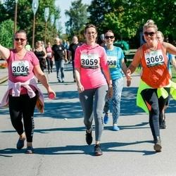Jüri Jaansoni Kahe Silla jooks - Renate Murašin (3036), Riina Akk (3059), Krista Soldan (3069)