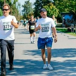 Jüri Jaansoni Kahe Silla jooks - Heikki Gross (3274), Risto Karmann (3283)