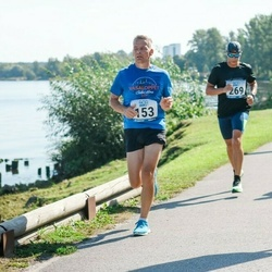 Jüri Jaansoni Kahe Silla jooks - Marek Mustonen (153), Andre Valkman (269)
