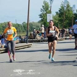 Jüri Jaansoni Kahe Silla jooks - Raigo Puntso (896), Karin Peetersoo (3422)