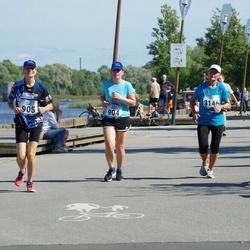 Jüri Jaansoni Kahe Silla jooks - Aira Niinemets (904), Aime Nikopensius (905), Ene Kodasma (3146)