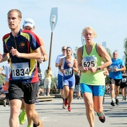 Jüri Jaansoni Kahe Silla jooks - Kristofer Mäeots (474), Annely Kärema (625), Mattias Blehner (1834)
