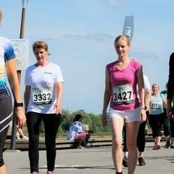 Jüri Jaansoni Kahe Silla jooks - Katrin Kukk (3332), Annemarii Hunt (3427)