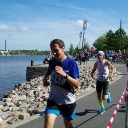 Jüri Jaansoni Kahe Silla jooks - Marko Laurits (242), Lembit Künnapas (299)