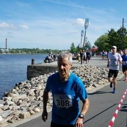 Jüri Jaansoni Kahe Silla jooks - Silver Paur (255), Jüri Reinson (308)
