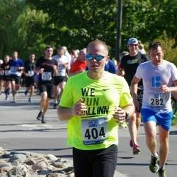 Jüri Jaansoni Kahe Silla jooks - Andres Metsoja (282), Valter Ritso (404), Olev Sõerumäe (822)