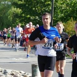 Jüri Jaansoni Kahe Silla jooks - Karel Kask (243), Andrus Stimmer (276)