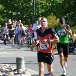 Jüri Jaansoni Kahe Silla jooks - Riivo Juhansoo (356), Janno Kodasma (372)