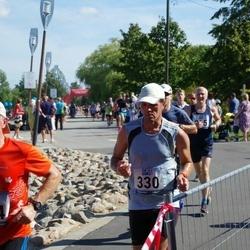 Jüri Jaansoni Kahe Silla jooks - Jaanus Roosileht (274), Andres Kiisler (330)