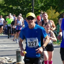 Jüri Jaansoni Kahe Silla jooks - Risto Kulbas (327), Henry Lepp (419)