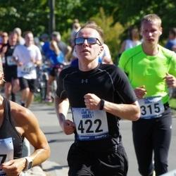 Jüri Jaansoni Kahe Silla jooks - Tarmo Saar (422), Anne Vaisma (427)