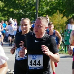 Jüri Jaansoni Kahe Silla jooks - Maarja Tammai (348), Kristjan Neem (444)