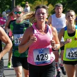 Jüri Jaansoni Kahe Silla jooks - Marju Lepmets (425), Merje Uueni (429)