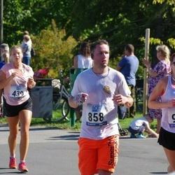 Jüri Jaansoni Kahe Silla jooks - Paula Kübar (439), Daniel John Carter (858), Maarika Laks (958)