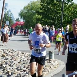 Jüri Jaansoni Kahe Silla jooks - Vahur Mägi (401), Jaagup Pihu (914)