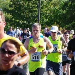 Jüri Jaansoni Kahe Silla jooks - Siim Retsnik (291), Lauri Kaaviste (510)