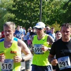 Jüri Jaansoni Kahe Silla jooks - Siim Retsnik (291), Lauri Kaaviste (510), Lex Rennit (690)