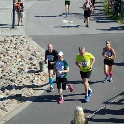 Jüri Jaansoni Kahe Silla jooks - Ardi Tiitus (562), Rein Toodu (661), Monika Vestman (1354), Nicole Maria Klais (1825)