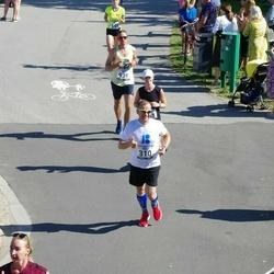 Jüri Jaansoni Kahe Silla jooks - Väino Türk (310), Kevin Anderson (939)