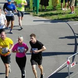 Jüri Jaansoni Kahe Silla jooks - Juta Timofejeva (821)