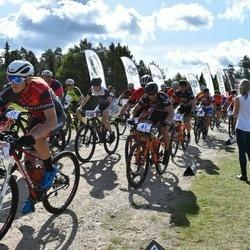 22. Tallinna Rattamaraton - Martin Parv (15), Joonas Maanurm (41)